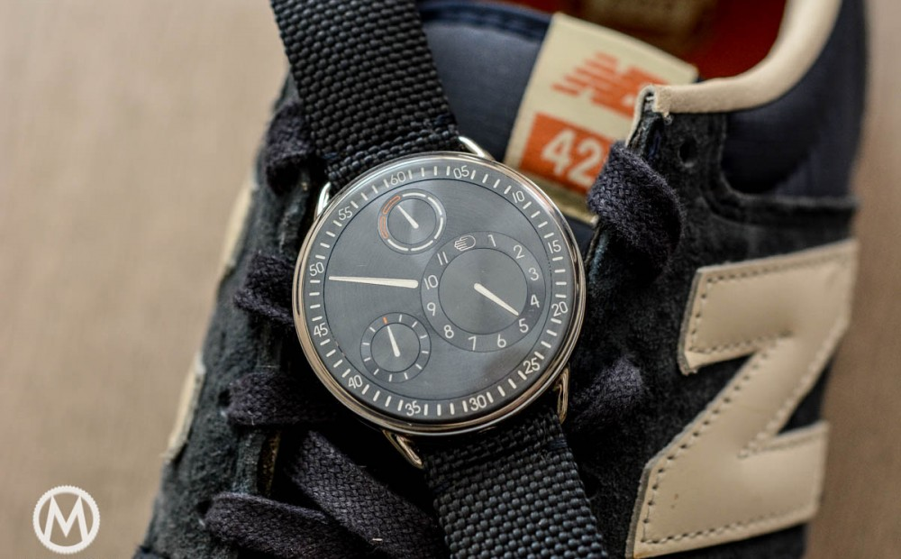 Reviewing The Ressence Type 1