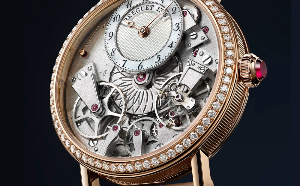 breguet tradition dame 7038 rose gold