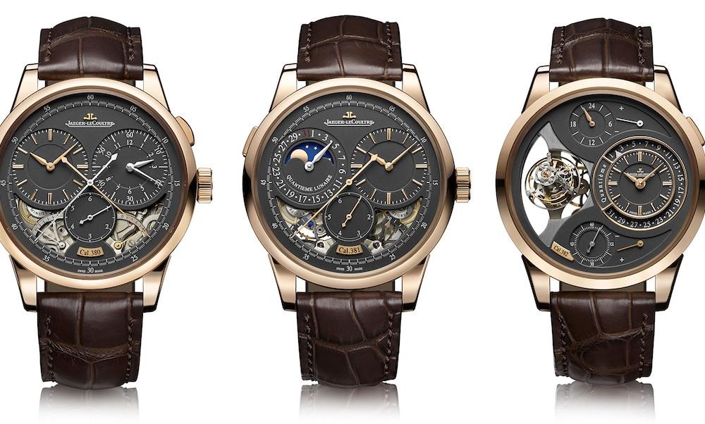 Jaeger-LeCoultre Duomètre Watches