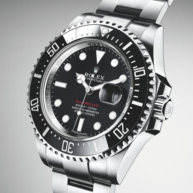 new Sea-Dweller 43mm